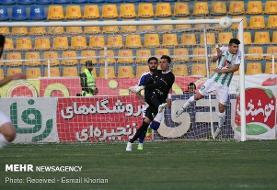پیروزی تیم فوتبال ذوب آهن در دیداری تدارکاتی
