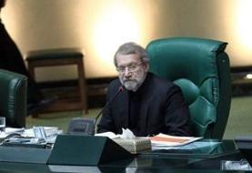 واکنش لاریجانی به رد صلاحیت نمایندگان و احتمال استفاده از مکانیسم ماشه از سوی کشورهای اروپایی