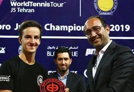 تنیس ایران به همدلی نیاز دارد/ جایزه مسابقات را دوبرابر کردیم