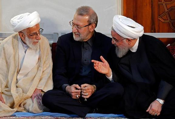 لاریجانی شورای نگهبان را به دروغگویی متهم کرد: علت رد صلاحیت ...