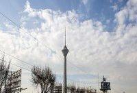 کیفیت هوای تهران قابل قبول است/برف هوا را پاک نکرد