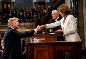 نبرد ترامپ و پلوسی بر سر ایران؛ برنده کیست؟