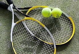 ایران میزبان مسابقات بینالمللی تنیس سطح A زیر ۱۴ سال آسیا