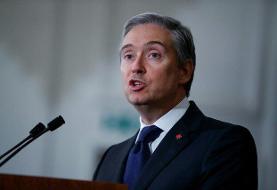 تاکید وزیر خارجه کانادا بر ارسال جعبه سیاه هواپیمای اوکراینی به اوکراین یا فرانسه