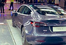 بازار خودروهای برقی تسلا در چین داغ شد