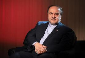 وزیر ورزش: تضمین امنیت تیمهایی که به ایران میآیند با من است