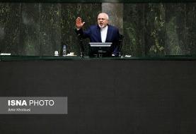 ظریف: همواره در خط اول دفاع از سیاستهای ایران در سطح بینالمللی بودهام
