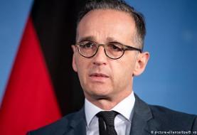 انتقاد وزیر خارجه آلمان از سیاست آمریکا در قبال ایران