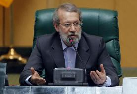 مرجع ضمیر لاریجانی در سخنان صریح درباره ردصلاحیتها کجا بود؟
