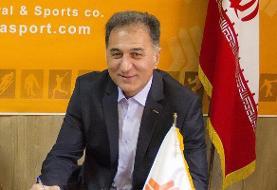 پیروزی مقابل ورامین را به مدیریت باشگاه سایپا تقدیم می کنم