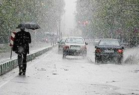 هشدار هواشناسی | بارشهای شدید در ۱۸ استان