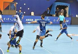 هندبال ایران کارش را با پیروزی آغاز کرد