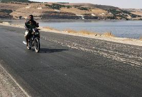 موتورسیکلت ها در ایران گازسوز خواهند شد+ویدیو
