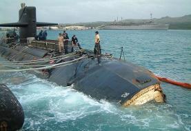 تجربه ای که زیردریایی هسته ای آمریکا را نجات داد! (+تصاویر)
