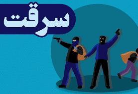 دستگیری سارق زورگیر با ۳۰ فقره سرقت