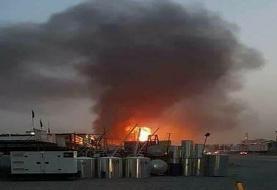 برخورد چند راکت به نزدیکی سفارت آمریکا در بغداد