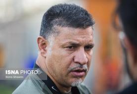 علی دایی: برای سرمربیگری تیم ملی با من صحبتی نشده است