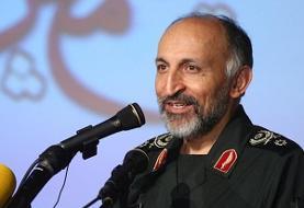 سردار «سید محمد حجازی» جانشین نیروی قدس سپاه شد