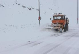 ۲۶۲ روستا از محاصره برف خارج شدند