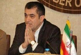 خلیلزاده: اگر الکویت به ایران آمد، با آنها بازی میکنیم