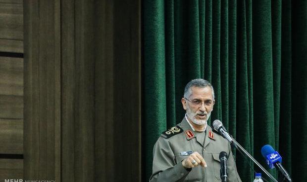 محمد حجازی جانشین فرمانده نیروی قدس سپاه شد