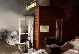 Five die in Russian hotel after boiling water floods basement