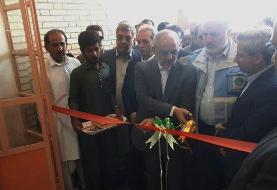 مجتمع ۲۴ کلاسه زنده یاد حسین علیمرادی در روستای عورکی دشتیاری افتتاح شد