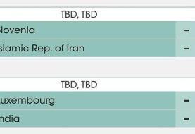 انجام قرعهکشی مسابقات تنیس روی میز انتخابی المپیک/ تقابل ایران با اسلوونی در خانه اول