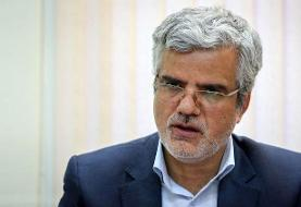 محمود صادقی: برخی داوطلبان قصد طرح دعوا علیه کدخدایی را دارند / کدخدایی مغالطه میکند