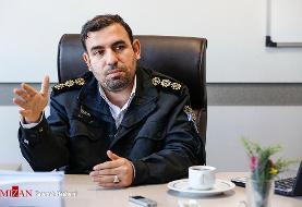 ثبت هزار تصادف در کمتر از ده ساعت/ تهران ظرفیت برف ندارد