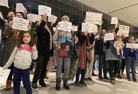 آمریکا یک دانشجوی ایرانی دیگر را در بدو ورود بازداشت کرد