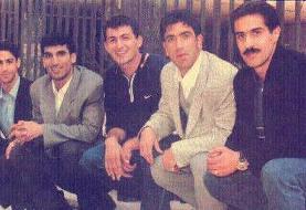 عکس | فرهاد مجیدی در جشن عروسی یحیی گلمحمدی