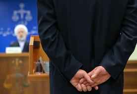(تصاویر) دادگاه علی دیواندری