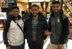 بازیکن عمانی برای سپاهانی شدن به ایران آمد