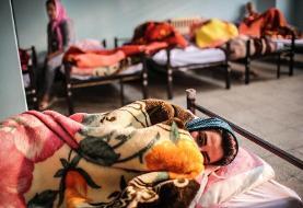 روزانه چند نفر در تهران به گرمخانهها پناه میبرند؟