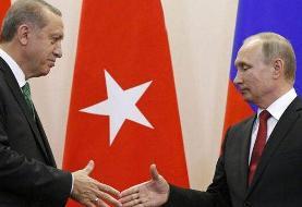 درخواست اردوغان از پوتین: ممانعت از پیشروی ارتش سوریه در ادلب