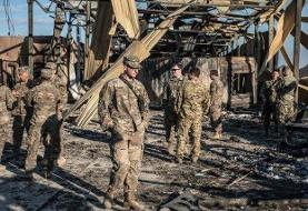 وضعیت وخیم ۸ سرباز آسیب دیده آمریکایی در پی حمله ایران