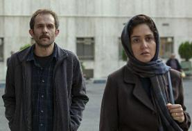 نخستین عکس مشترک از بابک حمیدیان و پریناز ایزدیار در فیلم «مغز استخوان»