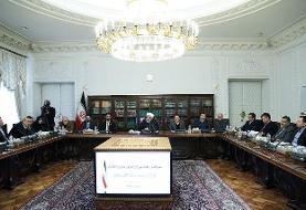 روحانی: چرا ادارات هنوز کپی کارت ملی میخواهند؟ | دولت الکترونیک یعنی یک کارت برای همه کار
