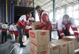 ارسال محموله ۸۰ تنی کمک های مردمی به مناطق سیل زده سیستان