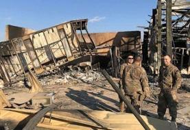 گزارش جدید پنتاگون از تلفات حمله موشکی به عین الاسد