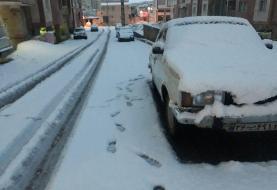 تعطیلی بعضی مدارس ایلام به دلیل برف