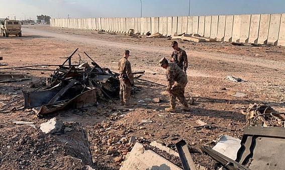 گزارش جدید پنتاگون: شمار بیشتری از سربازان آمریکایی پس از حمله موشکی ایران دچار ضربه مغزی شده اند! ترامپ: سردرد گرفته بودند؛ جدی نبود!