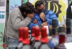 پذیرایی پلیس از سارقان رعد با شیر و کیک +تصاویر