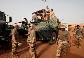 فرانسه قوا و تجهیزات بیشتری برای مقابله با جهادیون به ساحل اعزام می کند