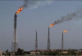 هدیه یک میلیارد دلاری مشعلهای گاز به صنعت نفت ایران