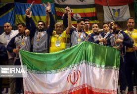 ایران، قهرمان ورزشهای زورخانهای جهان شد
