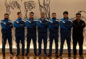 سرمربی تیم ملی تنیس روی میز: میتوانستیم اسلوونی را شکست دهیم