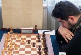 پیروزی مقصودلو  در مسابقات بینالمللی جبلالطارق