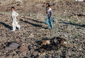 (تصاویر) کودکان در سیل سیستان و بلوچستان